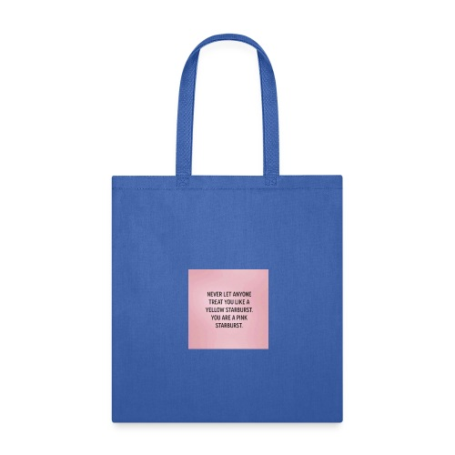 Inspirational quote - Tote Bag