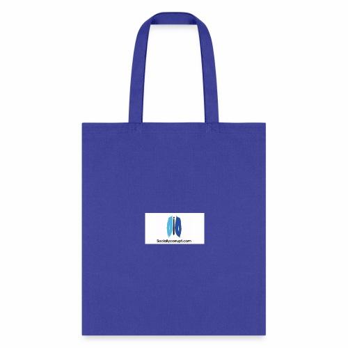 socaillycorrupt website - Tote Bag