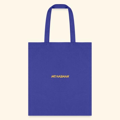 MC Hazman - Tote Bag