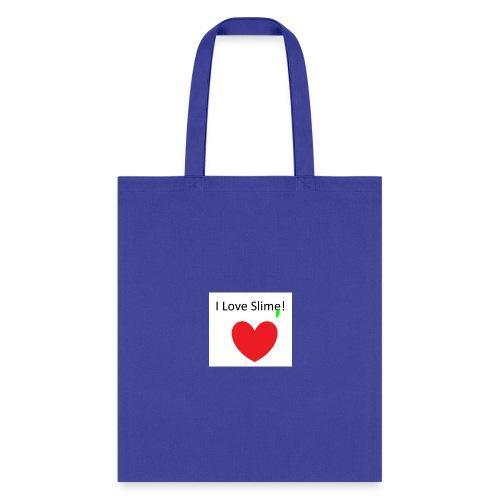 Slime Merchandise - Tote Bag