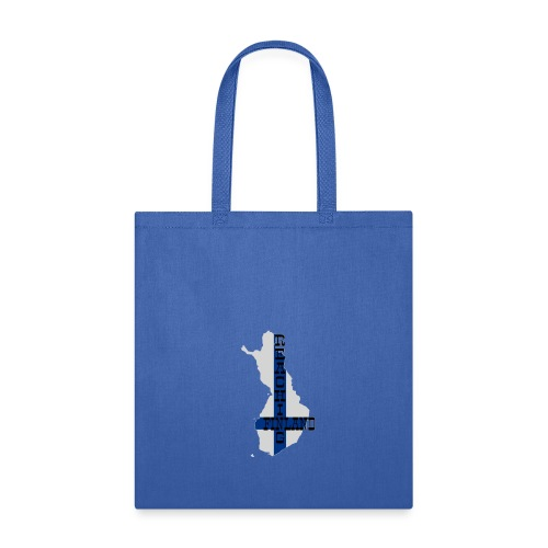 Finland - Tote Bag