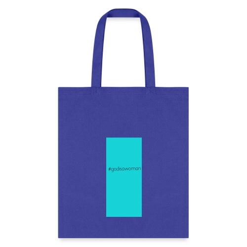 Ariana Grande God is a Woman - Tote Bag