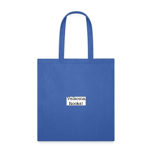 Velkoma Rocks! - Tote Bag