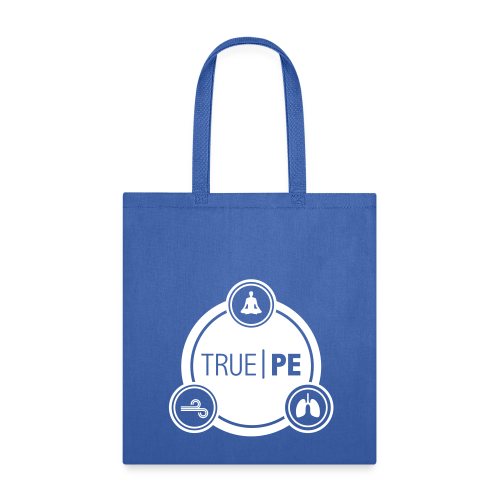 true PE logo - Tote Bag