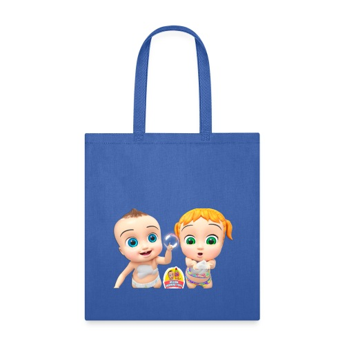 Johnny & Dolly Fun Time - Tote Bag