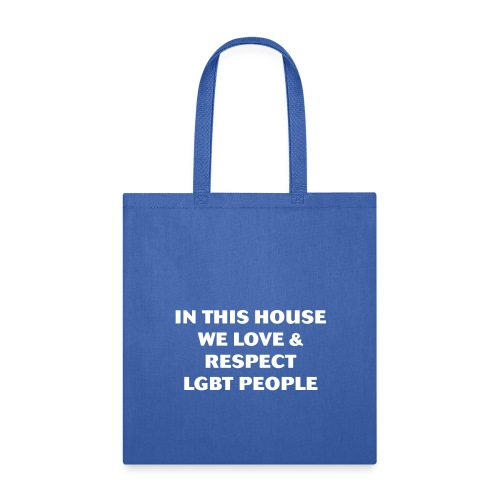 In This House - Tote Bag