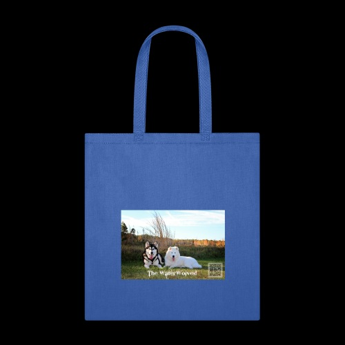 The WaterWolves ORCode - Tote Bag