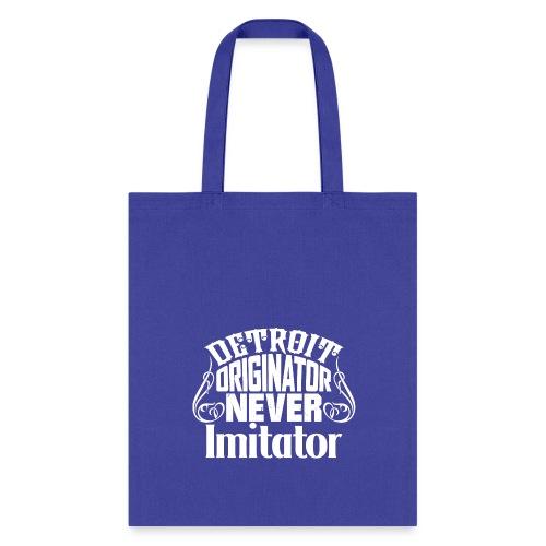 Detroit Originator - Tote Bag
