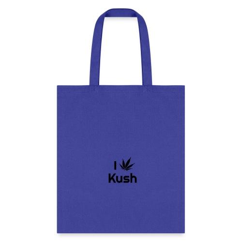 I love Kush - Tote Bag