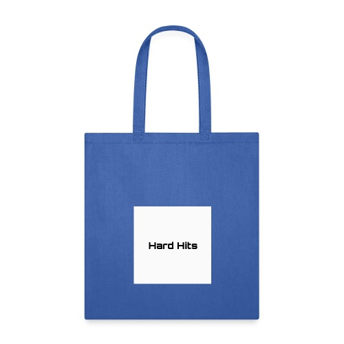 Hard Hits first model clothing line - Tote Bag