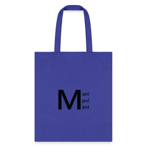 Manipulant Logo - Tote Bag