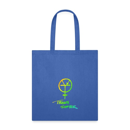Trans Sister (light) - Tote Bag