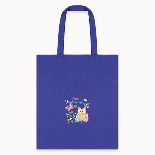 NATURE ROCKS CHILDREN Carolyn Sandstrom THR - Tote Bag