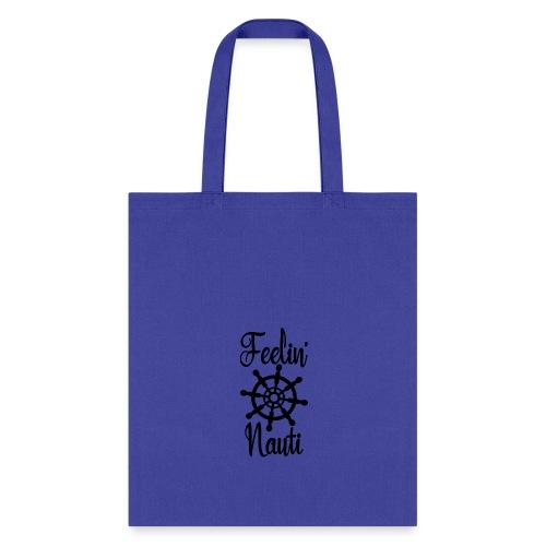 Feelin Nauti Helm - Tote Bag