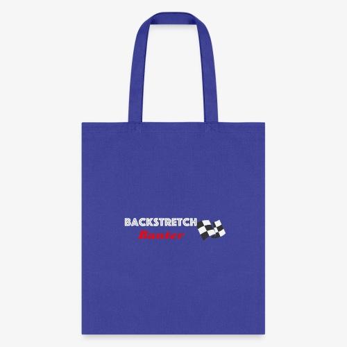 The Backstretch Banter logo - Tote Bag