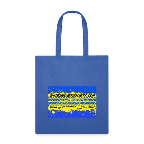 BUMPERSTICKER SPLATTER - Tote Bag