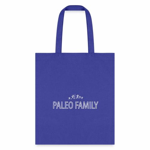 Paleo Family 3 Kids - Tote Bag