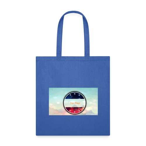 Csp playz first merch - Tote Bag