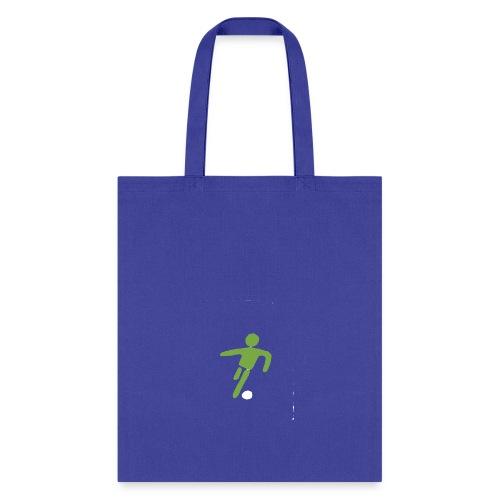 Footballer - Tote Bag