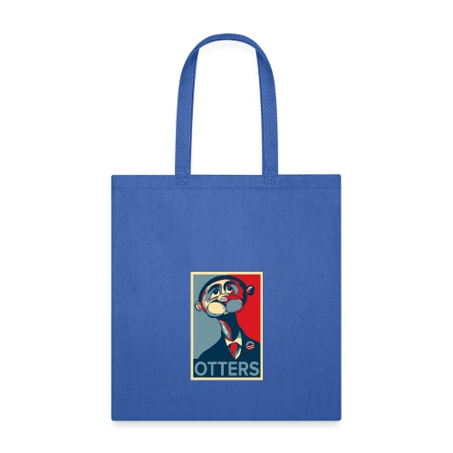 OTTERS (Hope Poster) - Tote Bag