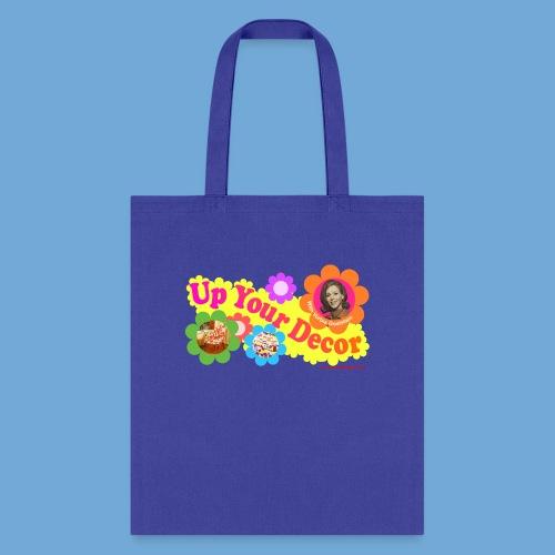 Up Your Decor logo. - Tote Bag
