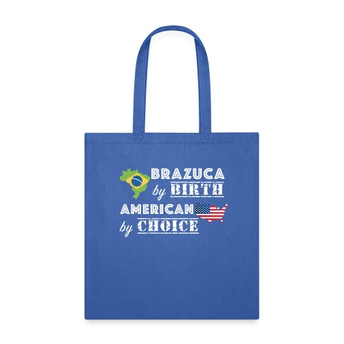 Brazuca and American - Tote Bag