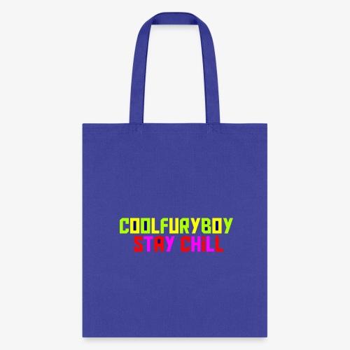 CoolFuryBoy - Tote Bag