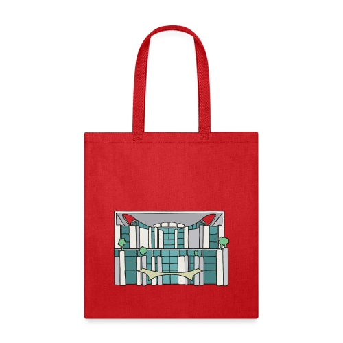 Chancellery Berlin - Tote Bag