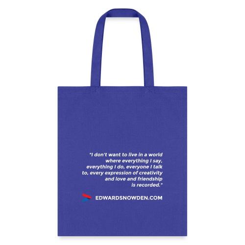 6697837 113645539 design 4 white orig - Tote Bag
