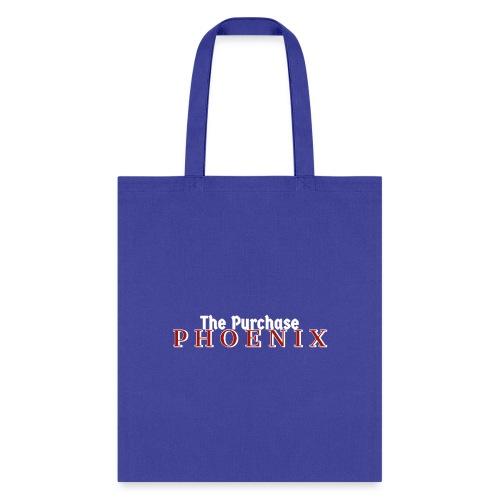 White Purchase Phoenix logo - Tote Bag