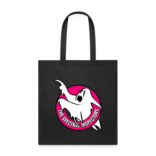 The Spectral Inspectors shield - Tote Bag
