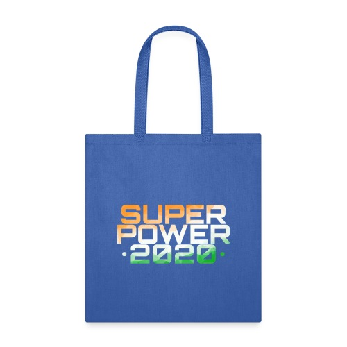 Superpower 2020 - Tote Bag