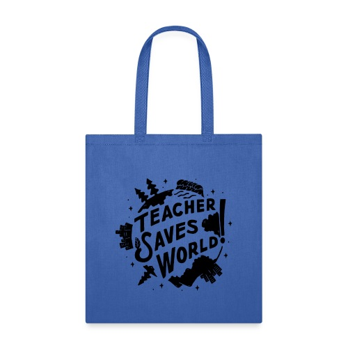 TSW! Retro World Design - Tote Bag
