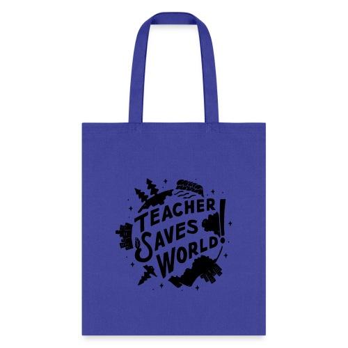 TSW! Retro World Design - Tote Bag