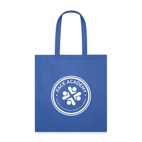 PACE Academy Circle Logo - Tote Bag