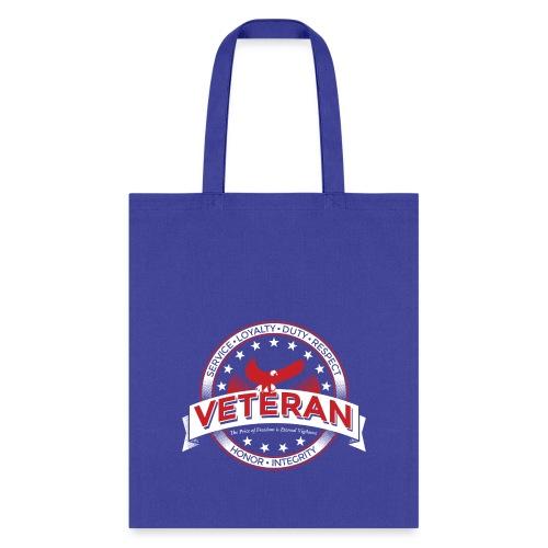 Veteran Soldier Military - Tote Bag