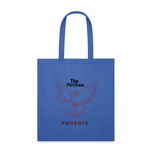 Sketched Phoenix Logo - Tote Bag