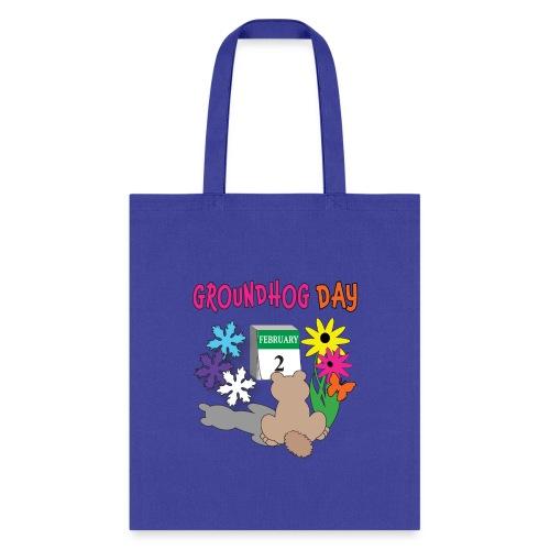 Groundhog Day Dilemma - Tote Bag