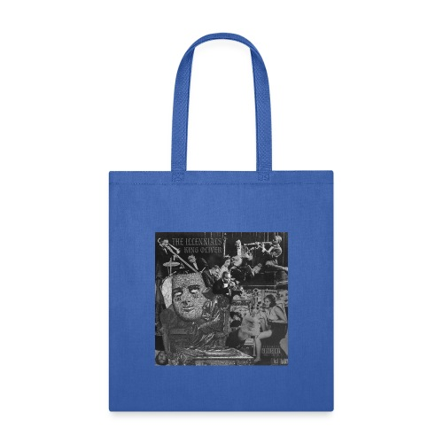 THE ILLennials King Oliver Cover Art - Tote Bag