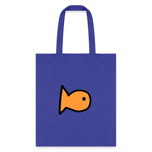 Charlytoons's fish - Tote Bag