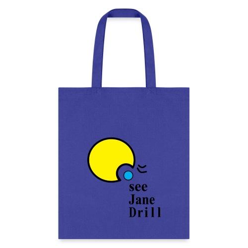 logo snapshot - Tote Bag