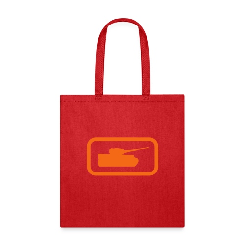 Tank Logo - Multi-Color - Axis & Allies - Tote Bag
