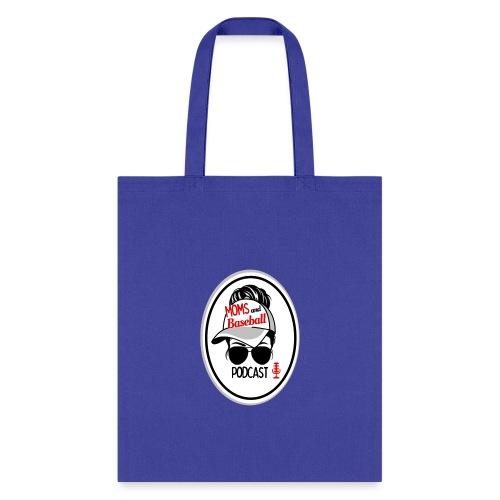 Moms and Baseball - Tote Bag