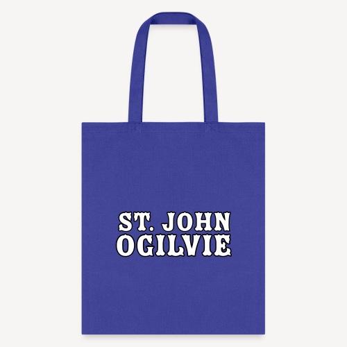 ST JOHN OGILVIE - Tote Bag
