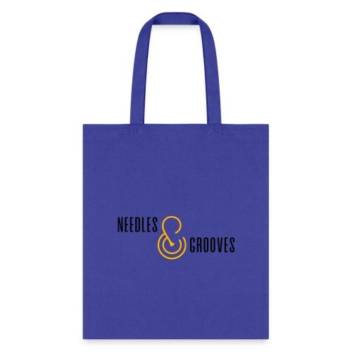 Full Logo (000000) - Tote Bag