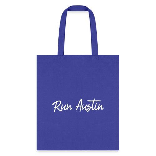 Run Austin Virtual Series - Tote Bag