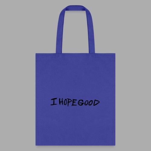 IHopegood Rapper Logo - Tote Bag