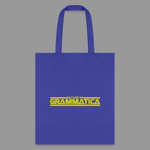 Battlestar Grammatica - Tote Bag