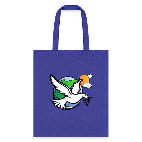 We Need Peace - Tote Bag
