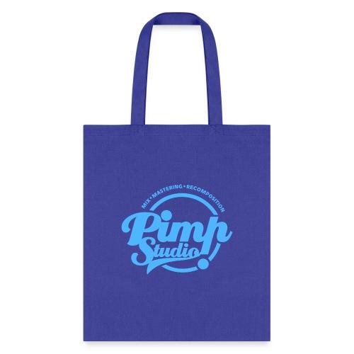 PIMP STUDIO bleu pale - Tote Bag